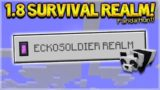 Minecraft PE 1.8.1 REALMS – Panda Hunting! Survival Realm (Subscriber Realm)