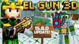 NEW LUCKY CHESTS ADDED!! 15.8.0 UPDATE NEW MAPS, WEAPONS & MECHANICS | Pixel Gun 3D