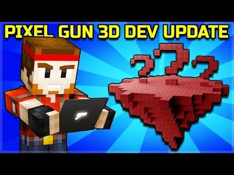 NEWS FROM DEVELOPERS – CAMPAIGN WORLD 4, PG3D OFFICIAL DISCORD & MORE! | Pixel Gun 3D