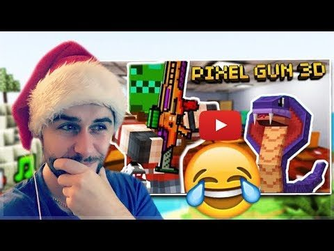 REACTING TO MY SECOND EVER PIXEL GUN 3D VIDEO! OMG OLD MAPS THAT ARE MISSING!