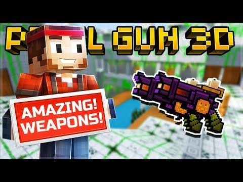 THIS BACK UP WEAPON SURPRISED ME!! RITUAL REVOLVERS BURN EVERYONE! | Pixel Gun 3D