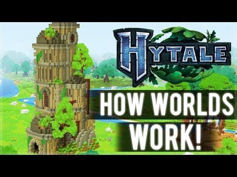 THIS IS HOW WORLDS, CAVES & DUNGEONS GENERATE IN HYTALE! News Update