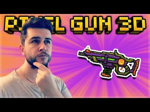 WAS THIS WEAPON WAS RUINED BY BULLET TRAVEL? POISONOUS VINE REVIEW | Pixel Gun 3D