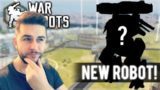 WE UNLOCKED A NEW ROBOT FROM THE BLACK MARKET! CHEST OPENING   War Robots