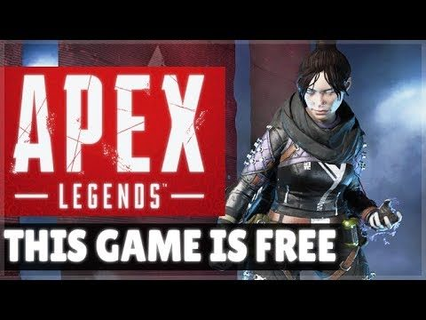 APEX LEGENDS! – THIS GAME IS FREE | BATTLE ROYALE