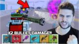 BULLETS NOW DO 2X MORE DAMAGE! NEW BATTLE ROYALE UPDATE | Pixel Gun 3D