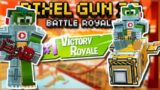 Create Thumbnail  NEW BATTLE ROYALE MAP CHANGES & INSANE CHALLENGES | Pixel Gun 3D