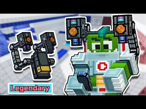 DEADLY DIGITAL SYSTEM WEAPON REVIEW | PIXEL GUN 3D