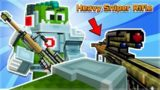 HEAVY SNIPER RIFLE IS IT WORTH THE PRICETAG WEAPON REVIEW   PIXEL GUN 3D
