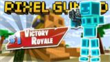 OMG! BULLETS ARE 2X DAMAGE INSANE BATTLE ROYALE WINS! | Pixel Gun 3D