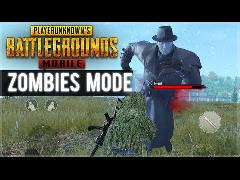 PUBG MOBILE ZOMBIES – NEW ZOMBIES GAME-MODE BOSS BATTLES! (PUBG Mobile)