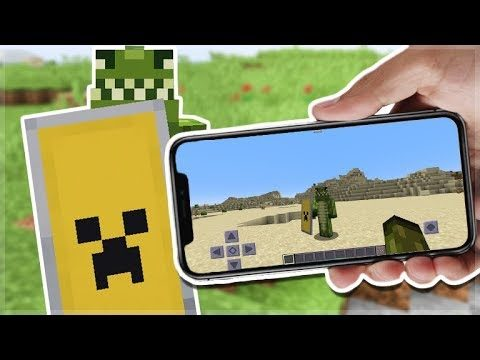 Shields Are Coming To Minecraft PE This Week!!