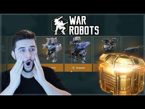 SPENDING 16,000 KEYS ON CHESTS! MY FIRST EVER SUPER CHEST OPENING! | War Robots
