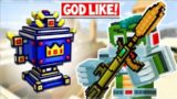 The Corn Launcher Is The BEST HEAVY Weapon In The Game Weapon Review | Pixel Gun 3D