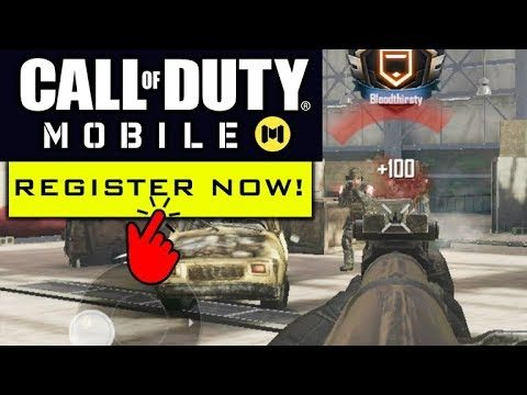 Call Of Duty MOBILE BETA RELEASE and BATTLE ROYALE information (Android & iOS)