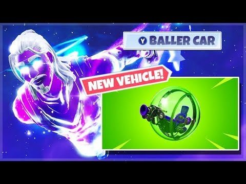 ✅FORTNITE: SEASON 8 – THE NEW BALLER VEHICLE IS COMING! (iOS, Android, Xbox, PS4, Switch!)
