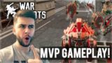 INSANE FREE FOR ALL GAMEPLAY!I WAS THE MVP EVERY GAME | War Robots