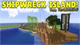 MINECRAFT 1.14 – SHIPWRECK SURVIVAL ISLAND – NEW NOTEBLOCKS ADDED! (Dinnerbone Seed)