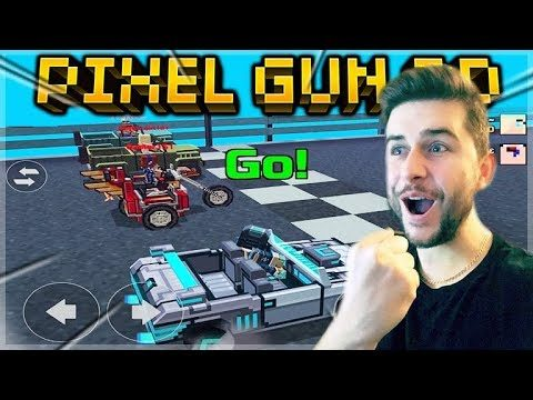 BEATING THE WORLD RECORD IN NEW MINI-GAMES & BATTLE ROYALE | Pixel Gun 3D