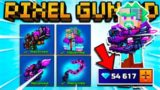 CRAZY GLITCH LET PLAYERS OPEN SUPER CHESTS FOR FREE! & NEW WEAPON UNLOCK SYSTEM Pixel Gun 3D
