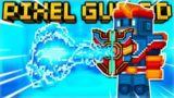 I BECAME A SUPER HERO WITH THE PROTECTOR OF PEACE! Pixel Gun 3D