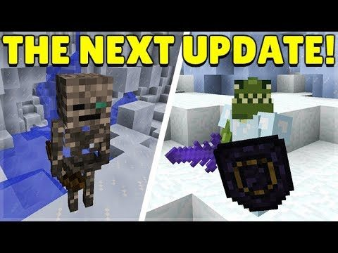 IS Minecrafts NEXT Update CAVES or COMBAT V2 Q&A