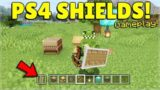 Minecraft PS4 – 1.90 SHIELDS UPDATE FIRST EXPERIENCE GAMEPLAY!