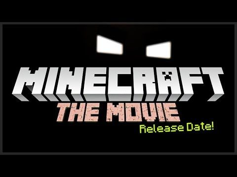Minecraft The Movie Official RELEASE Date CONFIRMED!