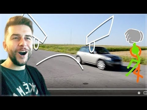 REACTING TO AMAZING ANIMATION Vs YOUTUBE! – STICKMAN Vs VIDEOS! Animation Reaction