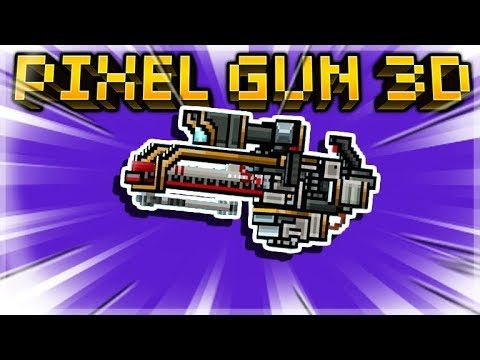 THIS HEAVY WEAPON NEEDS TO BE NERFED!! OP DESTRUCTION SYSTEM REVIEW | Pixel Gun 3D