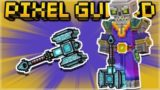 THIS WEAPON IS FREE TO GET! LEGENDARY RUNIC HAMMER DESTROYS! | Pixel Gun 3D