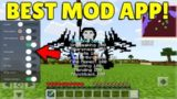 YOU CAN MOD Minecraft With This App! – The Best Modding App!!
