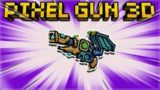 YOU GET THIS WEAPON IN THE BATTLE PASS BUT IS IT WORTH IT?? HARPY REVIEW | Pixel Gun 3D