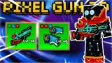 BLACK HOLE SNIPER & ADAMANT CLAWS! BATTLE PASS FINAL WEAPONS! | Pixel Gun 3D