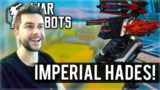 I UNLOCKED RARE IMPERIAL HADES AND IT'S AMAZING! | War Robots