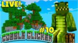 🔴LET'S BUILD A HOUSE!! Minecraft Cobble Clicker – Let's Play Episode 10
