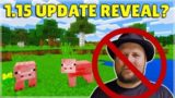 Minecraft 1.15 NEXT Update Reveal & 10 Year Special Event Notch Not Invited