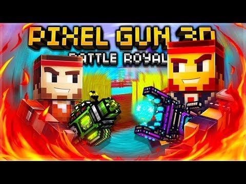 OMG! NEW BATTLE ROYALE LOCATIONS & TELEPORTERS ADDED! | Pixel Gun 3D
