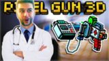 Pixel Gun 3D | ARE WEAPONS LIKE THIS POINTLESS FOR HIGH LEVEL PLAYERS? CHARGED INJECTOR