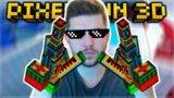 Pixel Gun | 3D EVERYONE HAS THIS MYTHICAL PRIMARY WEAPONS! CYBORG HANDS!