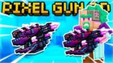 WAS THIS WEAPON WORTH 2,500 GEMS! PORTALIUS WRATH REVIEW | Pixel Gun 3D