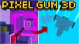 WE FOUND 2 SECRET EASTER EGGS HIDDEN PORTAL ROOM IN BATTLE ROYALE! Pixel Gun 3D